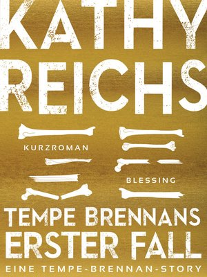 cover image of Tempe Brennans erster Fall (4)