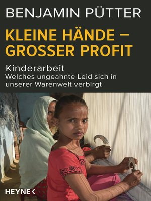 cover image of Kleine Hände – großer Profit