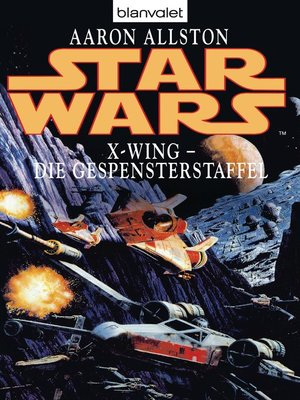 cover image of Star Wars. X-Wing. Die Gespensterstaffel
