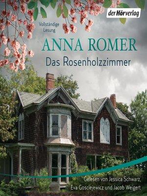 cover image of Das Rosenholzzimmer