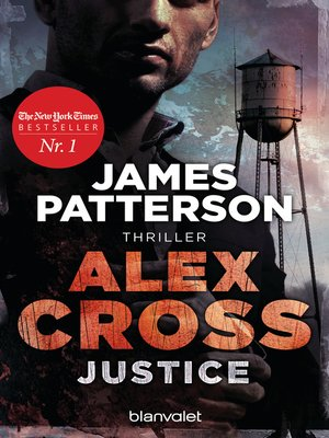 cover image of Justice--Alex Cross 22