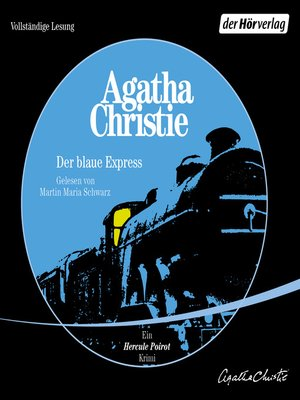 cover image of Der blaue Express