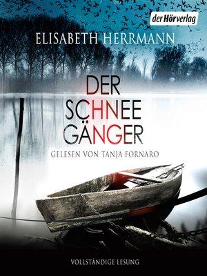 cover image of Der Schneegänger