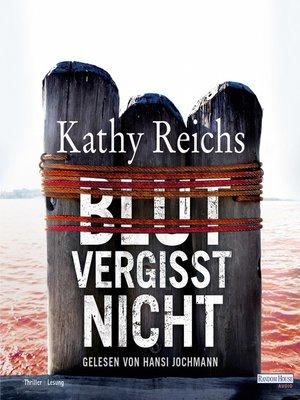 cover image of Blut vergisst nicht