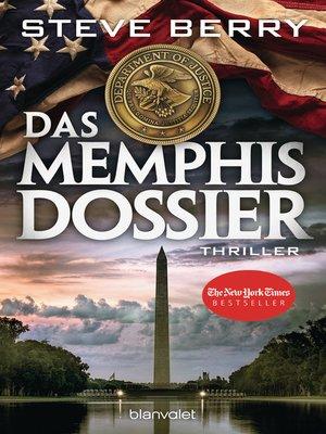 cover image of Das Memphis-Dossier