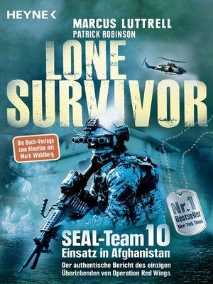 cover image of Lone Survivor