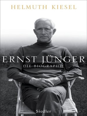 cover image of Ernst Jünger