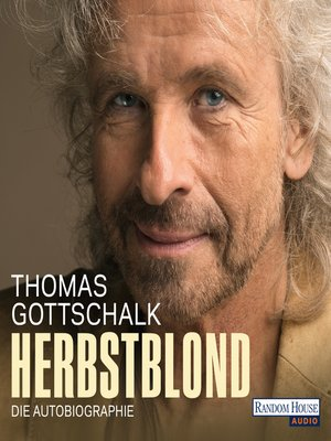 cover image of Herbstblond