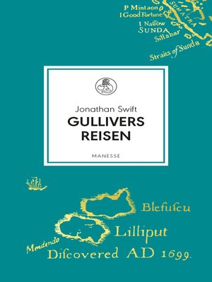 cover image of Gullivers Reisen