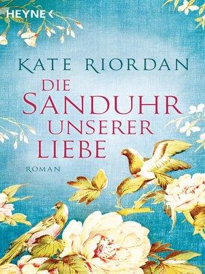 cover image of Die Sanduhr unserer Liebe