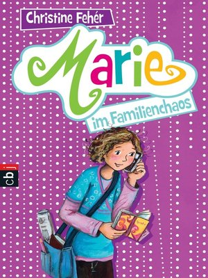 cover image of Marie im Familienchaos