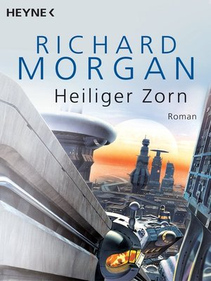 cover image of Heiliger Zorn