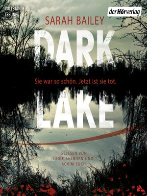 cover image of Dark Lake
