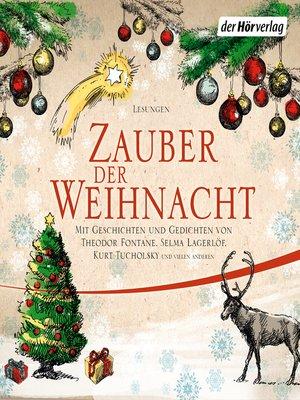 cover image of Zauber der Weihnacht