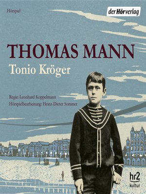 cover image of Tonio Kröger