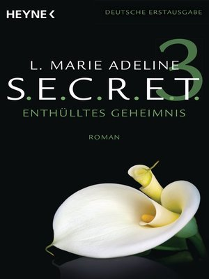 Secret L Marie Adeline Pdf