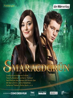 cover image of Smaragdgrün
