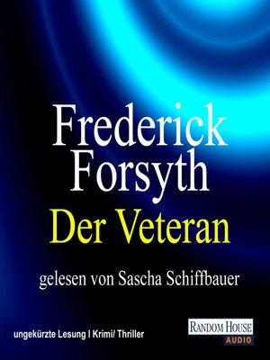 cover image of Der Veteran