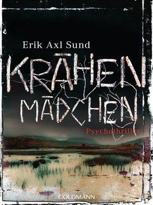 cover image of Krähenmädchen