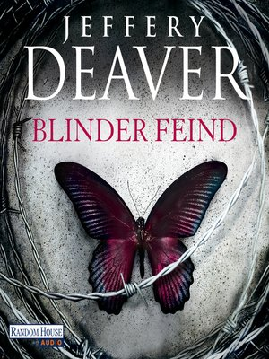 cover image of Blinder Feind