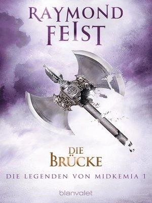 cover image of Die Legenden von Midkemia 1