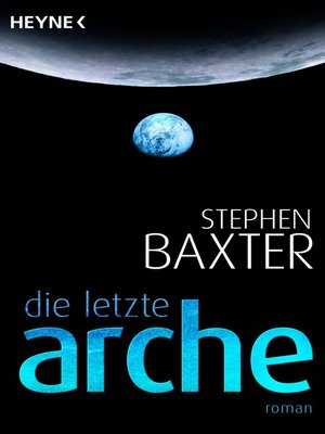 cover image of Die letzte Arche