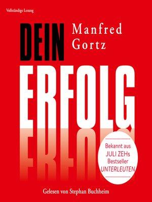 cover image of Dein Erfolg