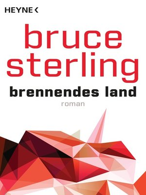 cover image of Brennendes Land