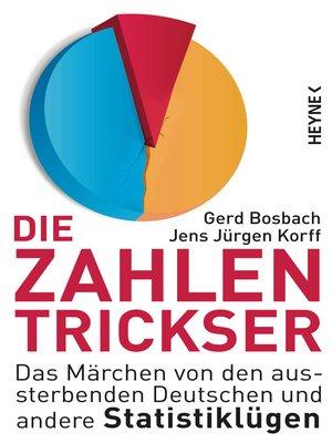 cover image of Die Zahlentrickser