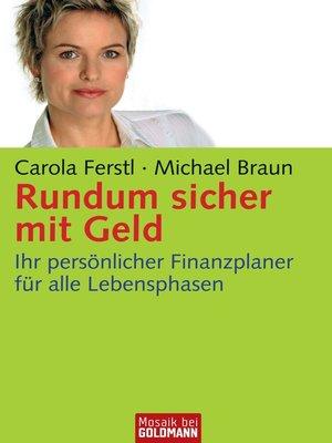 cover image of Rundum sicher mit Geld