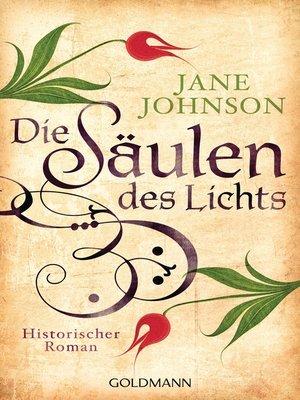 cover image of Die Säulen des Lichts