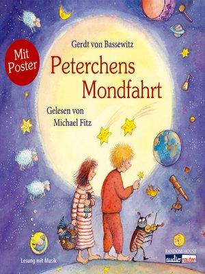 cover image of Peterchens Mondfahrt