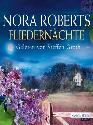 cover image of Fliedernächte