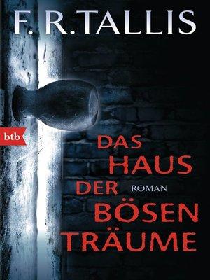 cover image of Das Haus der bösen Träume