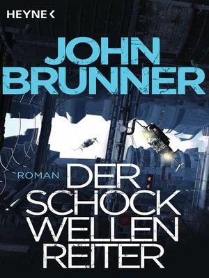 cover image of Der Schockwellenreiter
