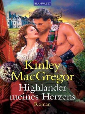 cover image of Highlander meines Herzens