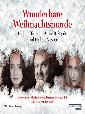 cover image of Wunderbare Weihnachtsmorde