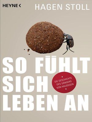cover image of So fühlt sich Leben an