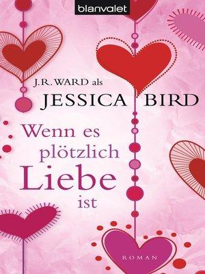 cover image of Wenn es plötzlich Liebe ist