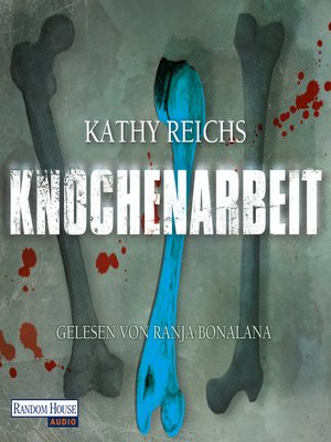 cover image of Knochenarbeit