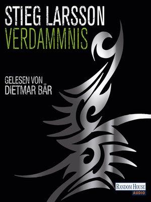 cover image of Verdammnis