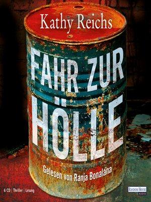 cover image of Fahr zur Hölle