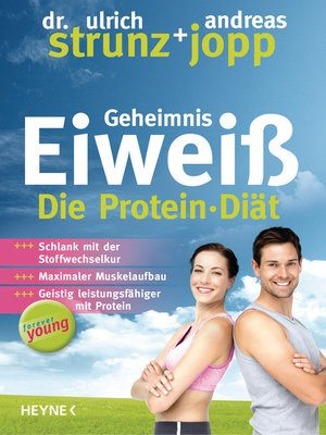 cover image of Forever Young--Geheimnis Eiweiß
