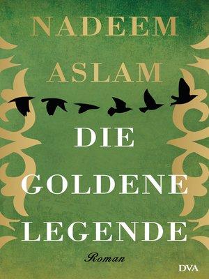 cover image of Die Goldene Legende