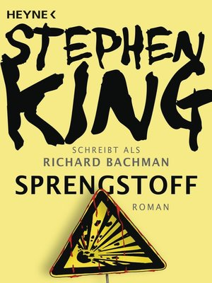 cover image of Sprengstoff