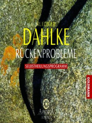 cover image of Rückenprobleme