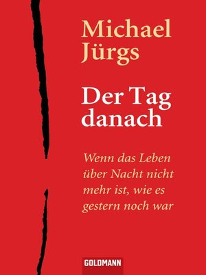 cover image of Der Tag danach