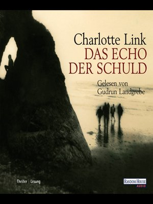 cover image of Das Echo der Schuld