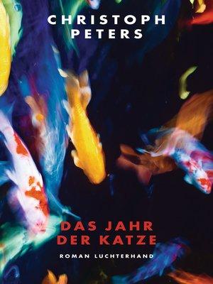 cover image of Das Jahr der Katze