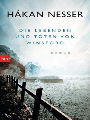 cover image of Die Lebenden und Toten von Winsford
